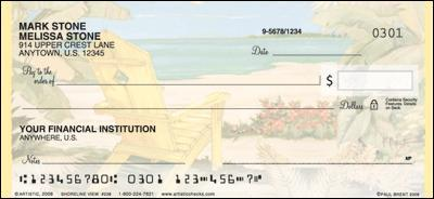 Shoreline View Personal Checks