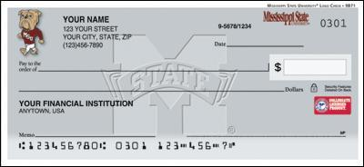 Mississippi State Personal Checks