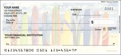 Endless Summer Personal Checks